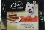 Cesar Classics Comidahumeda para perros mixtas 8 x 150 g