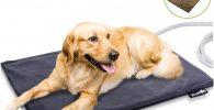 Manta Electrica para Perro con funda de regalo 65x50cm