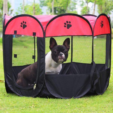 caseta portatil bulldog ingles