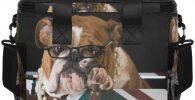 Bolsa Almuerzo Al aire libre Picnic bulldog ingles