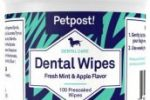 Toallitas para limpieza dental bulldog ingles
