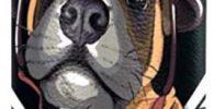 Botella termica de acero inox con bulldog ingles