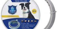 Collar Anti pulgas y garrapatas para Perros 62cm