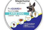 Collar Antiparasitario para Perros contra Pulgas Garrapatas y Mosquitos Proguard
