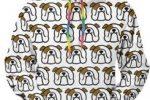 Sudadera bulldogs ingleses con capucha