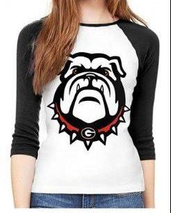 Camiseta bulldog ingles manga larga chica camiseta bulldog ingles manga corta chico camisetas de bulldogs