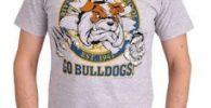 Camiseta bulldogs Riverdale