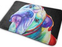 Felpudo bulldog ingles colores