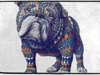Felpudo english bulldog colores