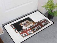 Felpudo english bulldog