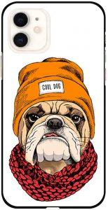 FUNDAS,CARCASAS Y SOPORTES PARA MÓVILES DE  BULLDOG INGLÉSFunda Negra para iPhone 11 Carcasa de Silicona Flexible bulldog ingles cool