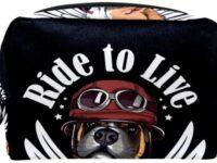 Neceser de bulldog para viaje