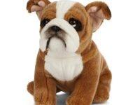 Peluche cachorro bulldog ingles