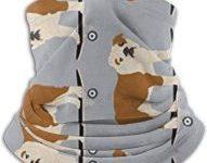 Polaina bandana bulldog ingles
