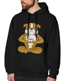 SUDADERAS DE BULLDOG INGLES ENGLISH BULLDOG HOODIE