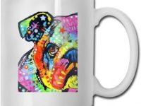 Taza bulldog ingles mug coffee