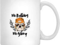 Taza bulldog ingles para cafe