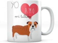 Taza yo amo a mi bulldog ingles