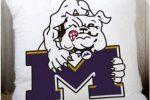 Almohada cojin de bulldog