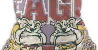 Bufanda cuello bulldogs