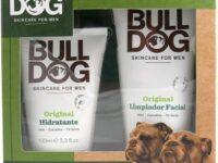 Bulldog Cuidado Facial para Hombres PACK Limpiador y Crema Hidratante