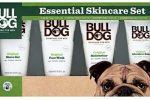 Bulldog pack cuidado facial esencial para hombres