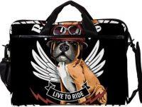 Laptop bag english bulldog 15 pulgadas