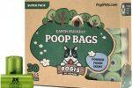 Bolsas para excremento de perro biodegradables perfumadas 450uds