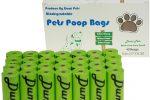 Dumi pets bolsas biodegradables para residuos de perro extra fuertes 420uds