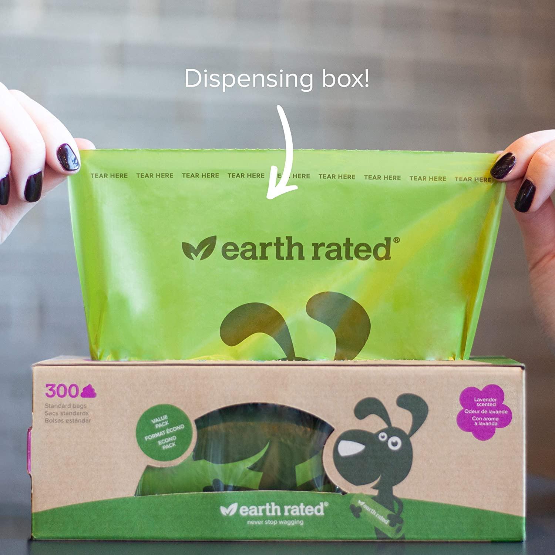 bolsas biodegradables para cacas de perro