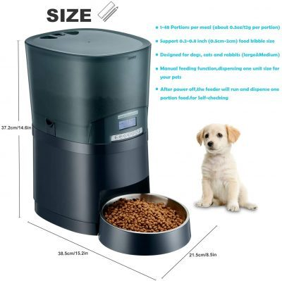 dispensador automatico para alimentacion de mascotashoneyguaridan-7l